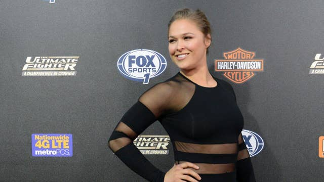 Ronda Rousey: 'I contemplated suicide'