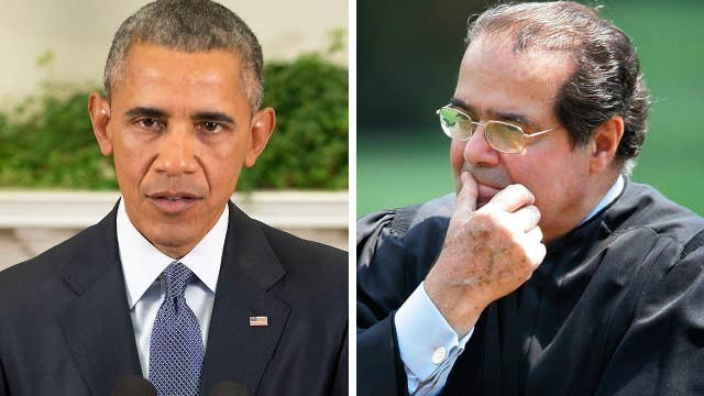 Pre-Scalia death, a plan to block Obama judge nominations?