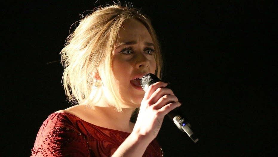 Audio troubles mar Grammy Awards