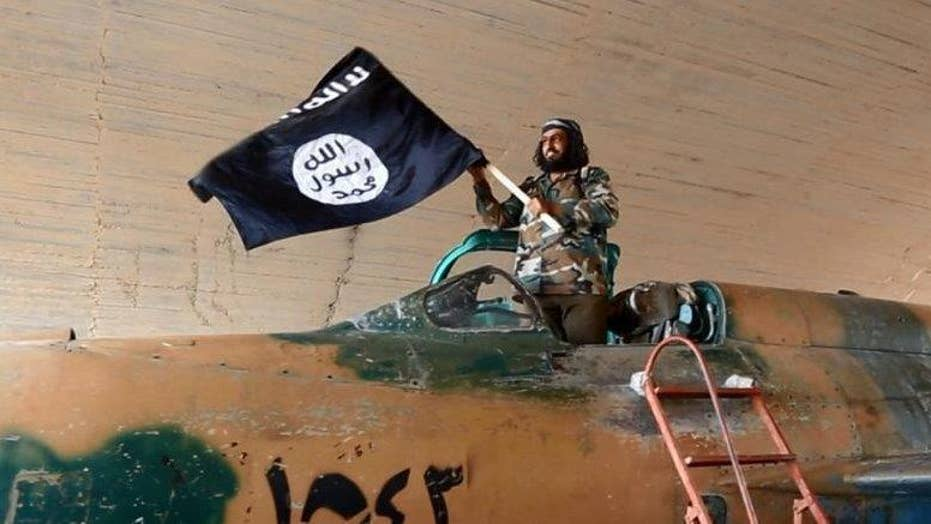 CIA reports ISIS is experimenting with chemical weapons