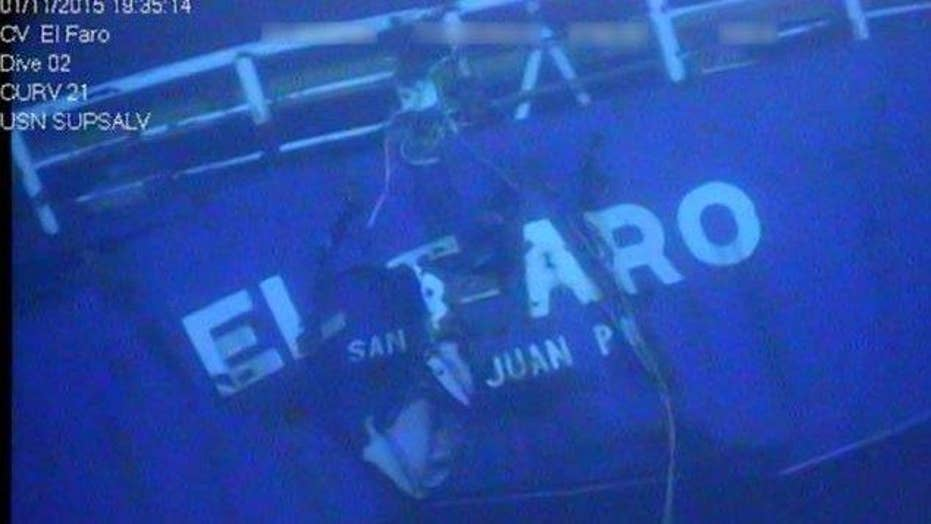 Coast Guard looks to solve mystery of the sinking of El Faro