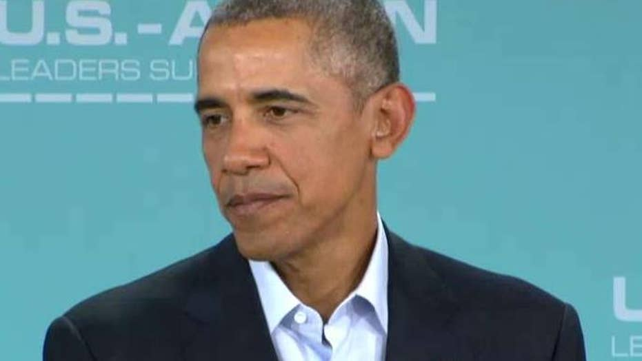 Obama on looming Senate showdown: Supreme Court is different