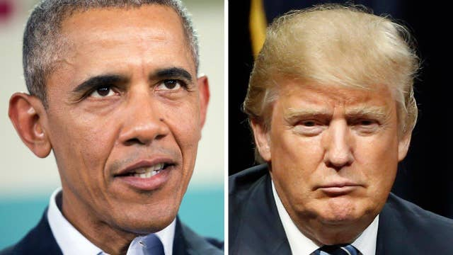 Obama: Doanld Trump will not be the next president
