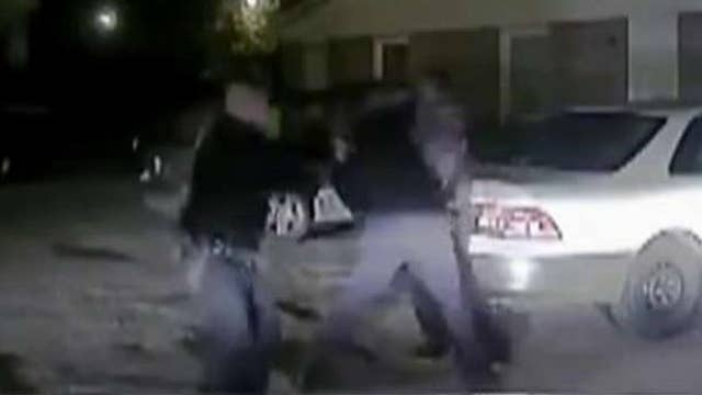 South Carolina officers shot at while handcuffing suspect