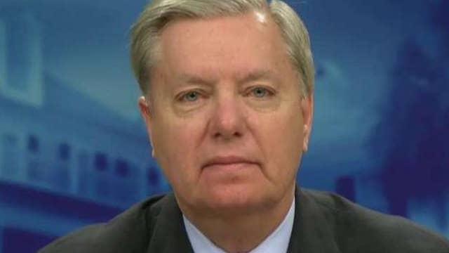 Sen. Graham: 'Crazy' Donald Trump is unfit for office