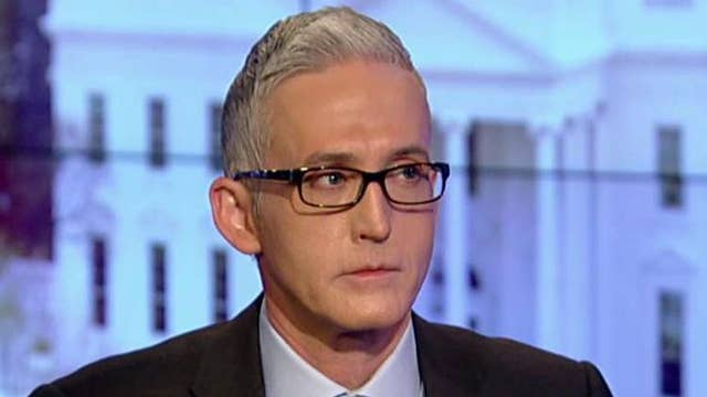 Rep. Gowdy: Trump's ceiling only goes so high