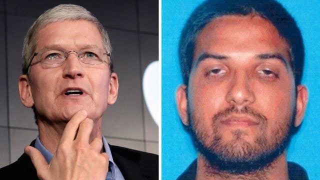 Apple balks at FBI request to unlock terrorist's phone