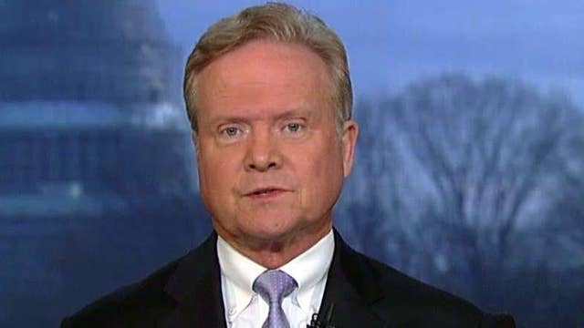 Jim Webb says admin must send a very clear message to China