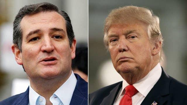 Trump-Cruz feud heats up ahead of South Carolina