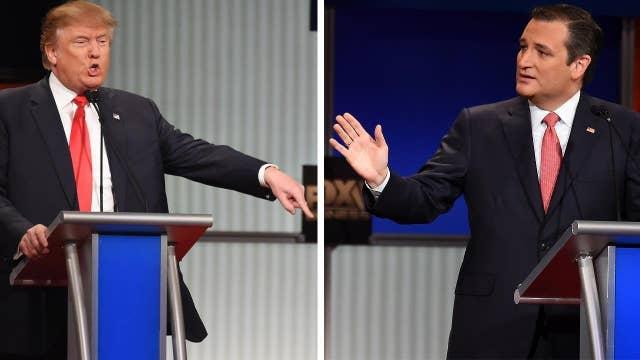 So sue me! Trump-Cruz feud escalates with lawsuit dare