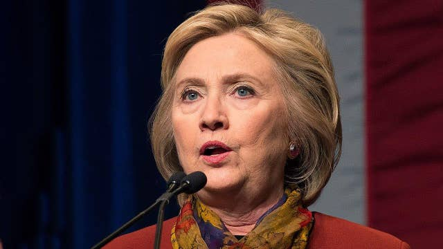 New polling shows big problems for Hillary Clinton