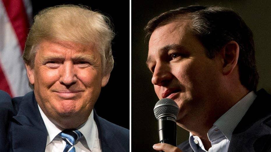 Trump-Cruz 'liar' feud heats up ahead of SC primary