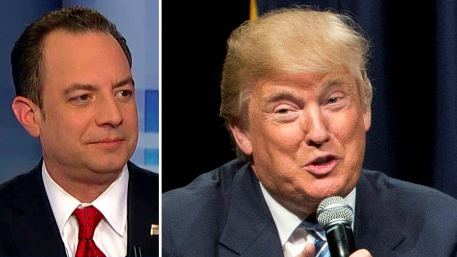 RNC chair reacts to Trump's renewed talk of third-party run