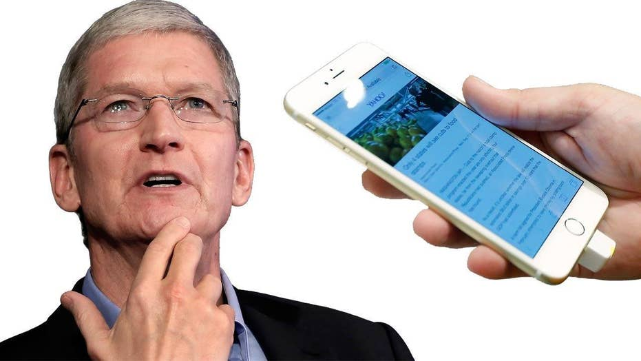 Apple dispute pits national security vs. privacy