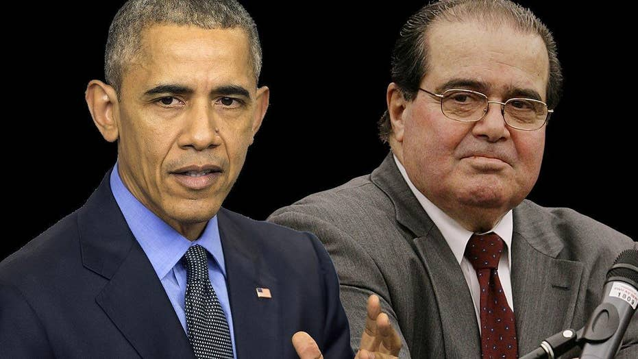 Greta: Why isn't Pres. Obama attending Scalia's funeral?