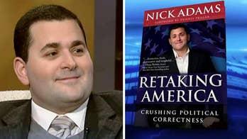 Author Nick Adams explains