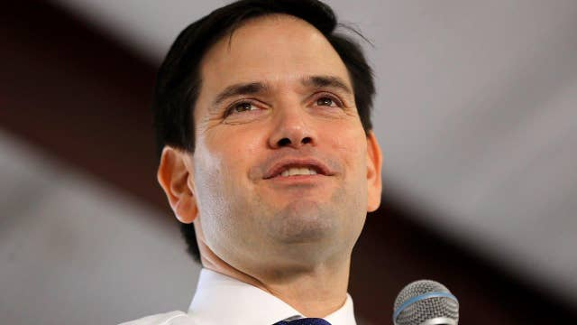 Rubio camp reacts to being linked with Obama on immigration