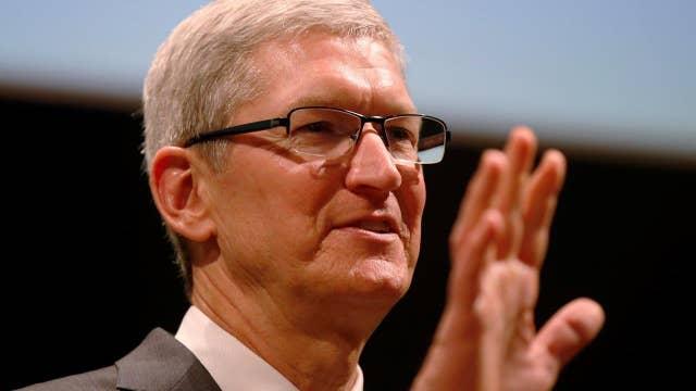 Halftime Report: Apple's 'heroic' refusal