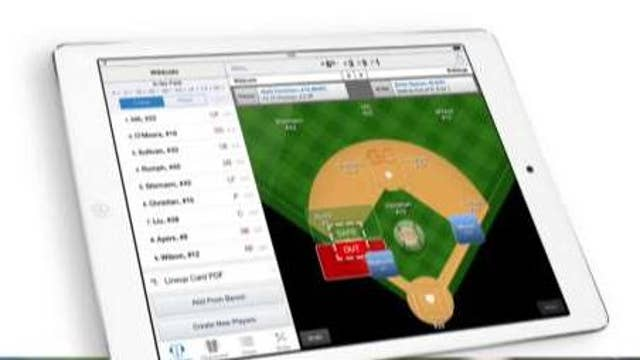 Can technology be a real 'GameChanger' for baseball players?