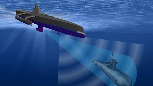 Unmanned sub-hunter set to revolutionize naval warfare?