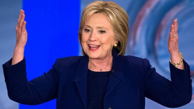 Democratic superdelegates' support stacked for Clinton