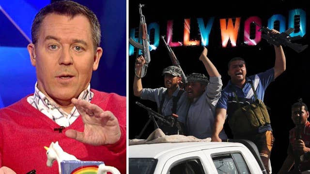 Gutfeld: The one problem with asking Hollywood to fight ISIS