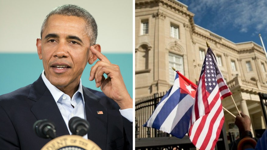 Obama would be the first sitting president to visit Cuba in 88 years