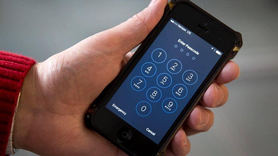 Google CEO backs Apple's decision to fight FBI phone access