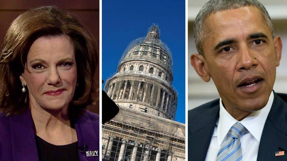 Why KT McFarland is 'suspicious' of Obama's trip to Cuba