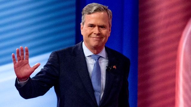 Jeb: We need a serious person to be president