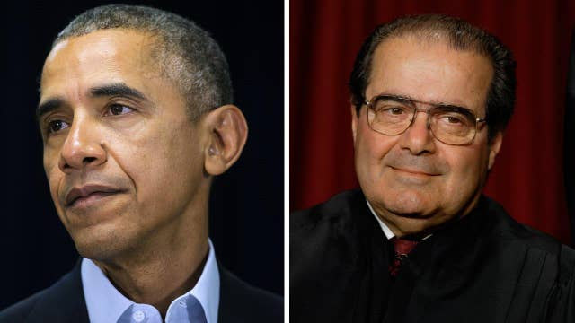 White House defends Obama skipping Scalia's funeral