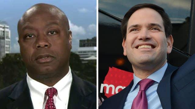 South Carolina senator backs Marco Rubio