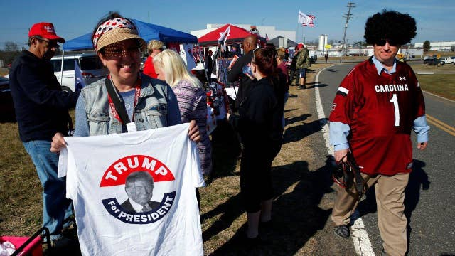 All eyes on South Carolina's rural areas in GOP primary race