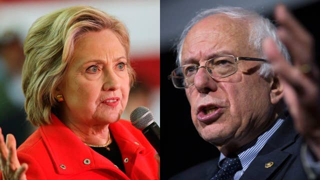 Tight race for Clinton, Sanders in Nevada