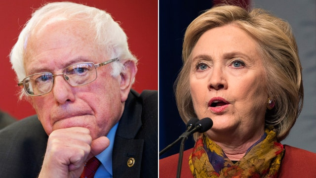 Sanders: Clinton embracing Obama to secure minority votes