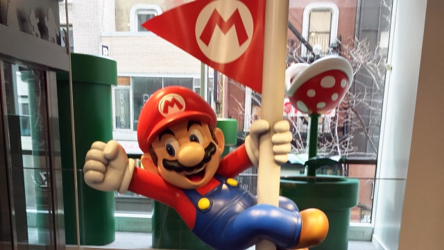 Nintendo's flagship store gets a power-up