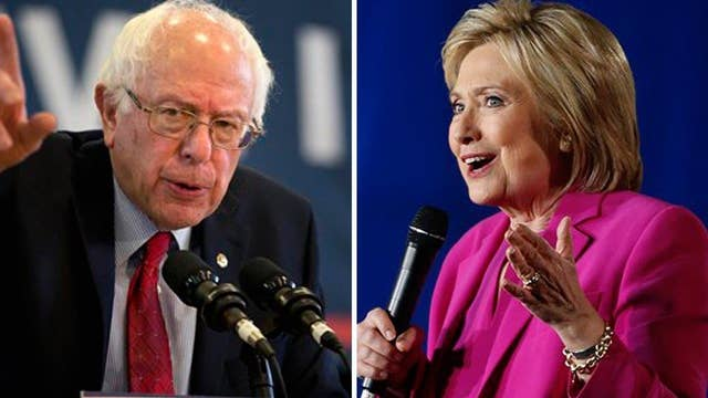 Clinton, Sanders make last minute moves to win over voters