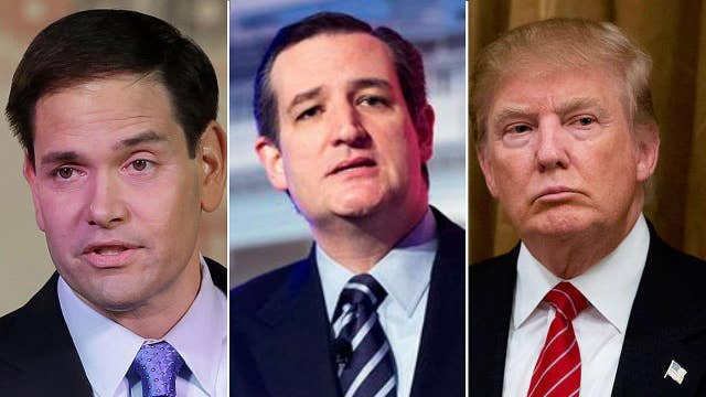 The final push for GOP candidates in South Carolina
