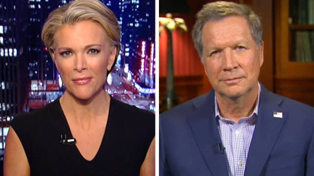 Kasich: Spirit of America is about connecting with others