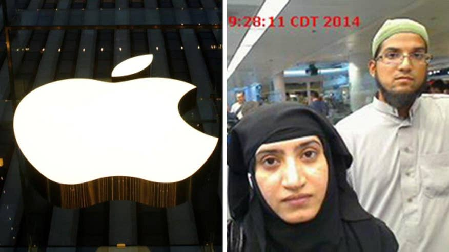 Court has ordered that Apple break the encryption on San Bernardino shooters iPhone