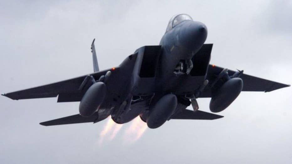 US kills more than 30 ISIS recruits in airstrike on Libya