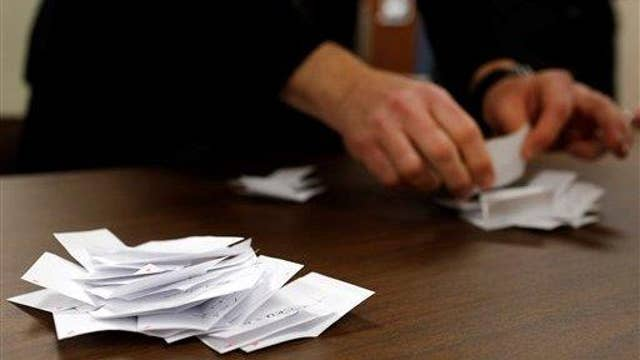 Nevada caucus results may come down to a game of cards