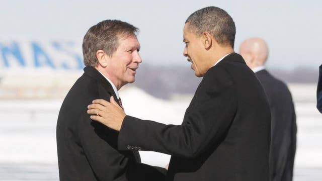 Kasich on Obama missing Scalia's funeral, SCOTUS nomination