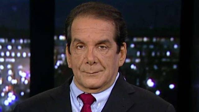 Krauthammer: Clinton escapes disastrous narrative in Nevada