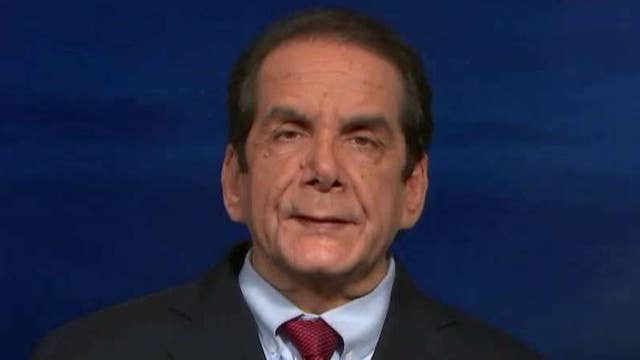 Krauthammer: Time for anti-Trump wing of GOP to panic