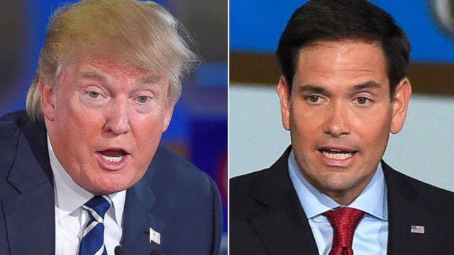 South Carolina: Validation for Trump, bounce-back for Rubio