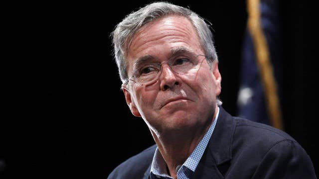 How will Bush's decision to drop out impact the GOP race?