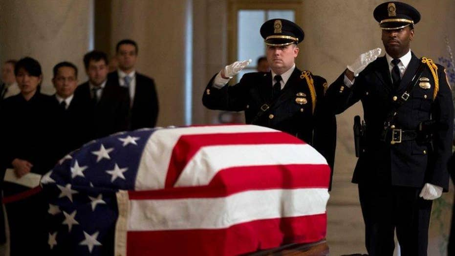 Funeral mass homily for Justice Antonin Scalia