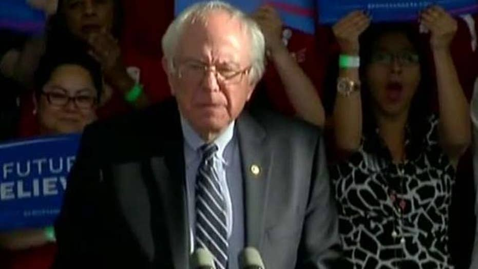 Sanders: The American people are catching on