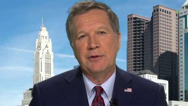Kasich: Republican primary is a four-man race